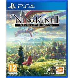 Игра Ni no Kuni II: Возрождение Короля (PS4) (rus sub)