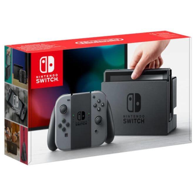 Приставка Nintendo Switch (Серый)