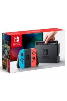 Приставка Nintendo Switch (Neon Blue/Neon Red) б/у