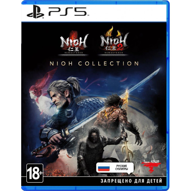 Игра Nioh Collection (PS5) (rus sub)