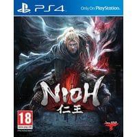 Игра Nioh (PS4) б/у (eng)