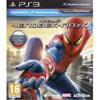 Игра Новый Человек-паук (PS3) б/у (rus)