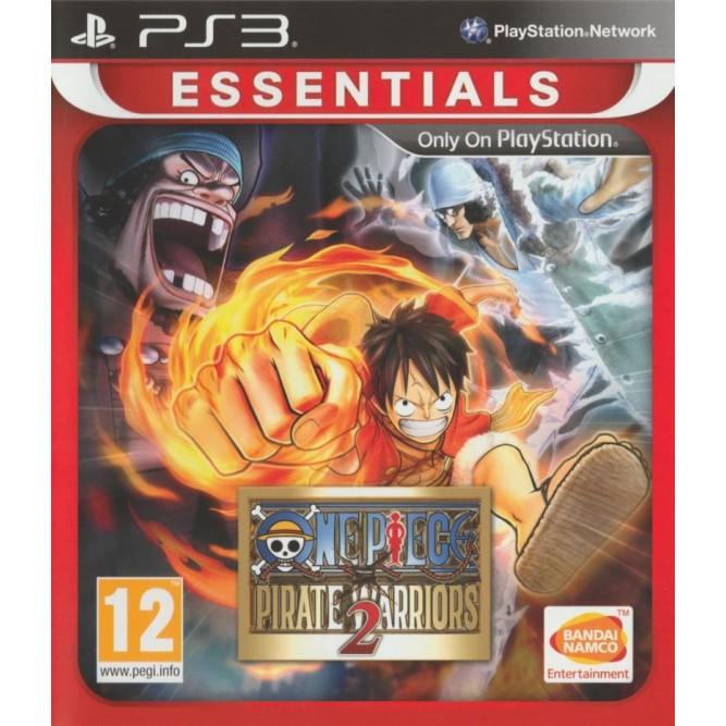 Игра One Piece: Pirate Warriors 2 (PS3)