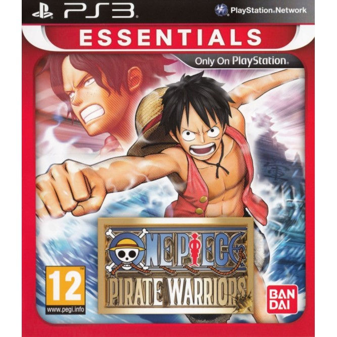 Игра One Piece: Pirate Warriors (PS3) б/у (eng)