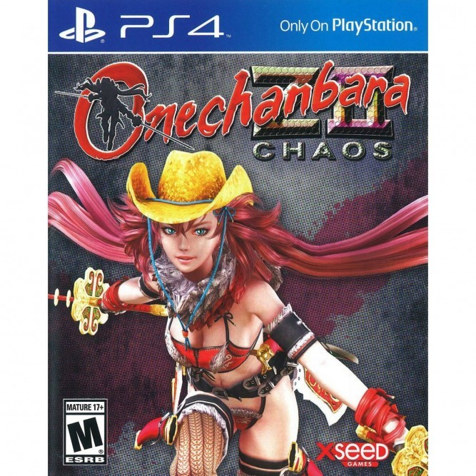 Игра Onechanbara Z2: Chaos (PS4) б/у
