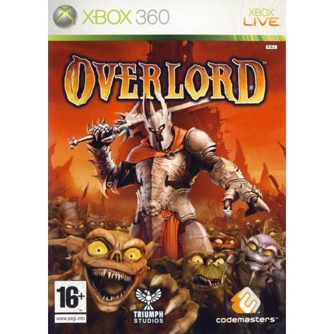 Игра Overlord (Xbox 360) (eng) б/у