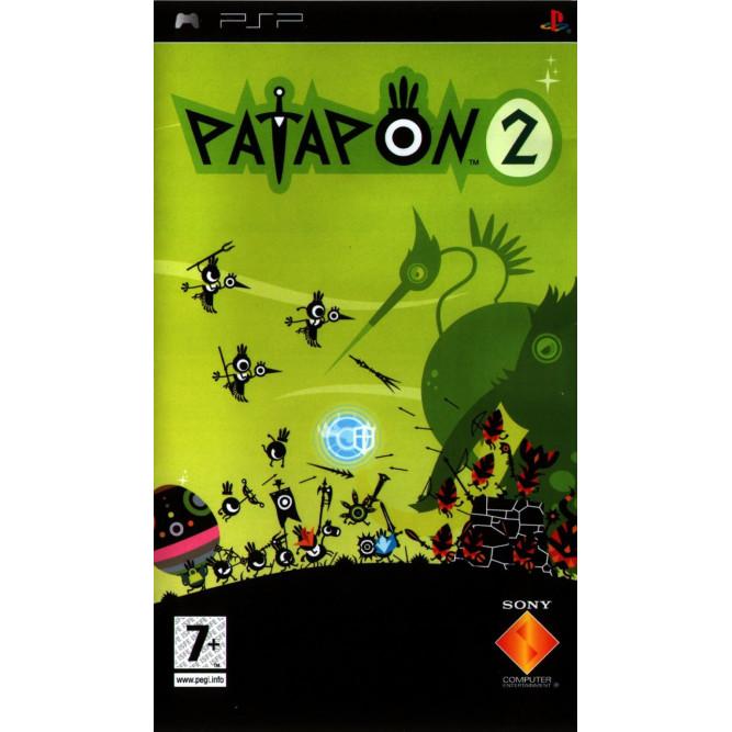Игра Patapon 2 (PSP) б/у