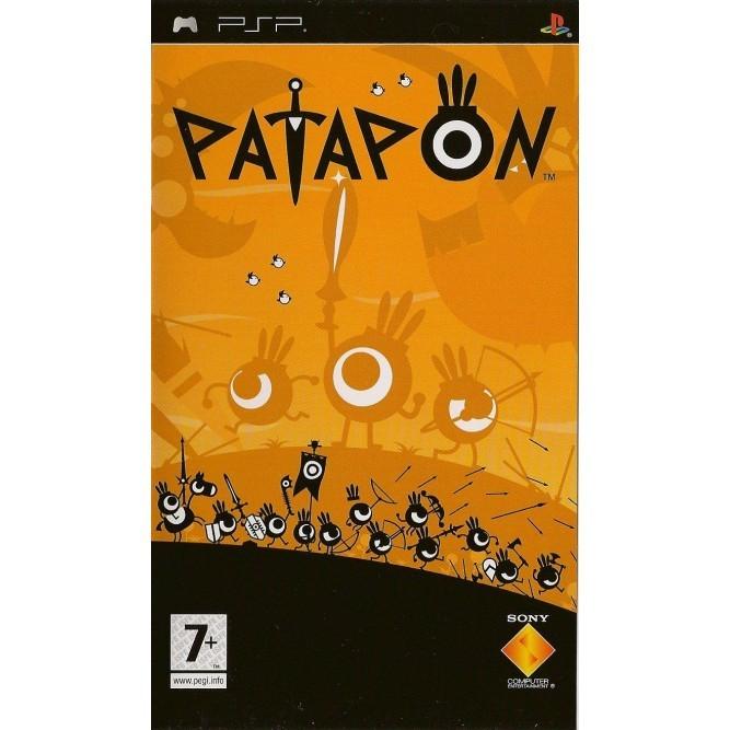 Игра Patapon (PSP) б/у