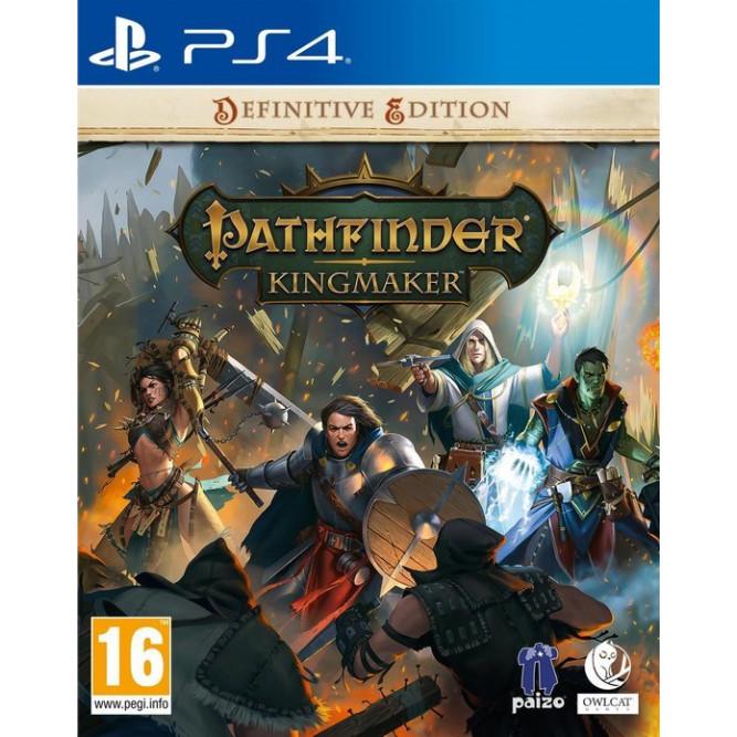 Игра Pathfinder: Kingmaker - Definitive Edition (PS4) (rus sub)