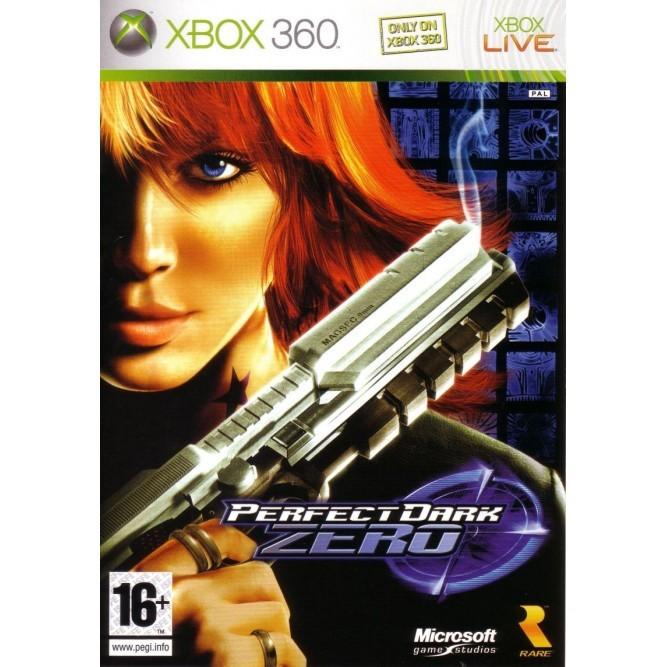 Игра Perfect Dark Zero (Xbox 360) (eng) б/у