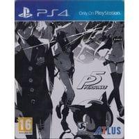Игра Persona 5 (PS4) (б/у)