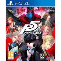 Игра Persona 5 (PS4) (eng)