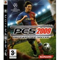 Игра PES 2009: Pro Evolution Soccer (PS3) б/у