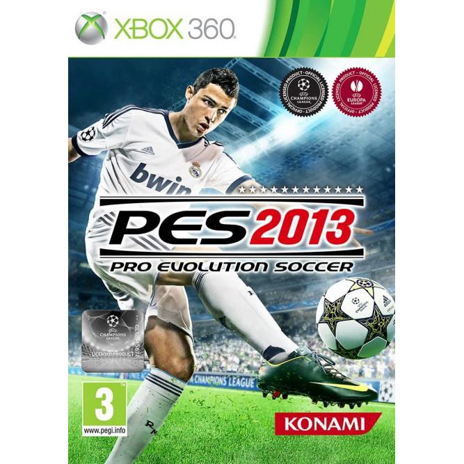 Игра Pro Evolution Soccer 2013 (PES 2013) (Xbox 360)