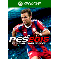 Игра Pro Evolution Soccer 2015 (PES 2015) (Xbox One) (rus sub)