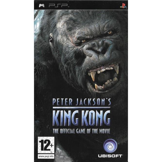 Игра Peter Jackson's King Kong (PSP) б/у (eng)