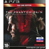 Игра Metal Gear Solid V: The Phantom Pain (PS3) б/у