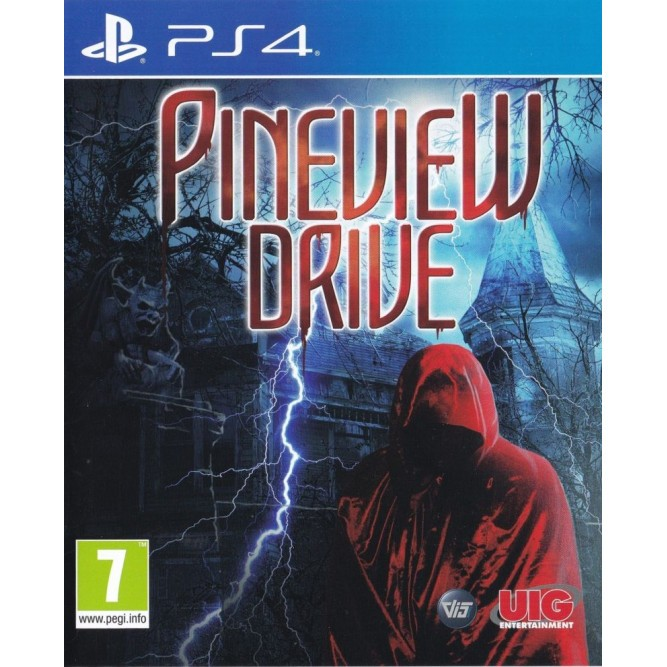 Игра Pineview Drive (PS4) б/у (eng)