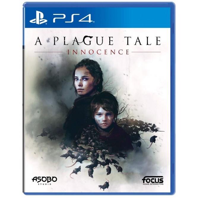 Игра A Plague Tale: Innocence (PS4) (rus sub)