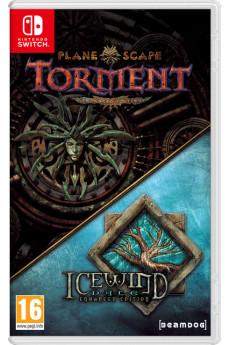 Игра Icewind Dale + Planescape Torment: Enhanced Edition (Nintendo Switch) (eng) б/у