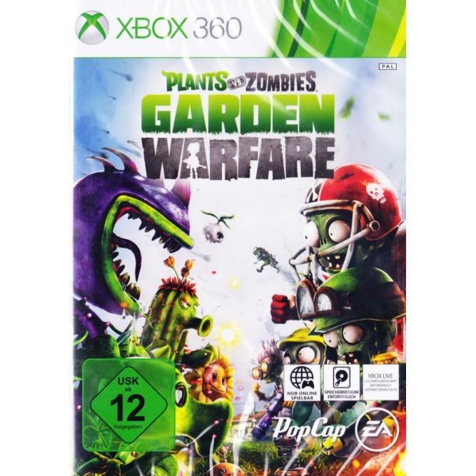 Игра Plants vs Zombies: Garden Warfare (Xbox 360) б/у