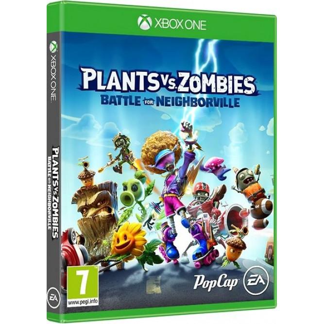 Игра Plants vs Zombies: Battle For Neighborville (Xbox One) б/у