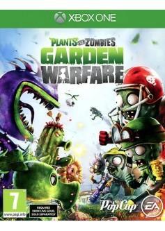 Игра Plants vs Zombies: Garden Warfare (Xbox One)