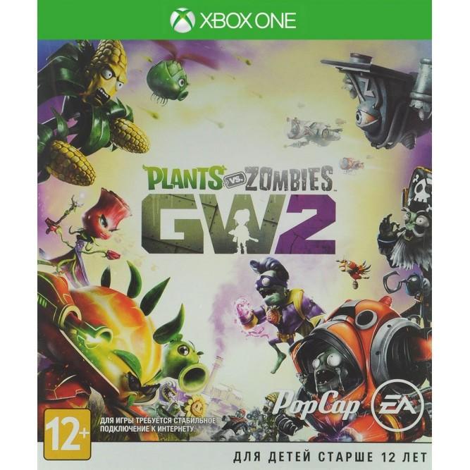 Игра Plants vs Zombies: Garden Warfare 2 (Xbox One) б/у