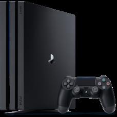 Приставка Sony PlayStation 4 Pro (1Тб) б/у
