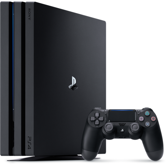 Приставка Sony PlayStation 4 Pro (1 Тб) б/у