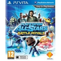 Игра PlayStation All Stars Battle Royale (PS Vita)