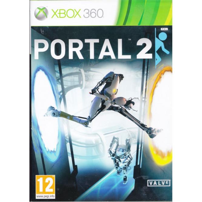 Игра Portal 2 (Xbox 360) (rus)