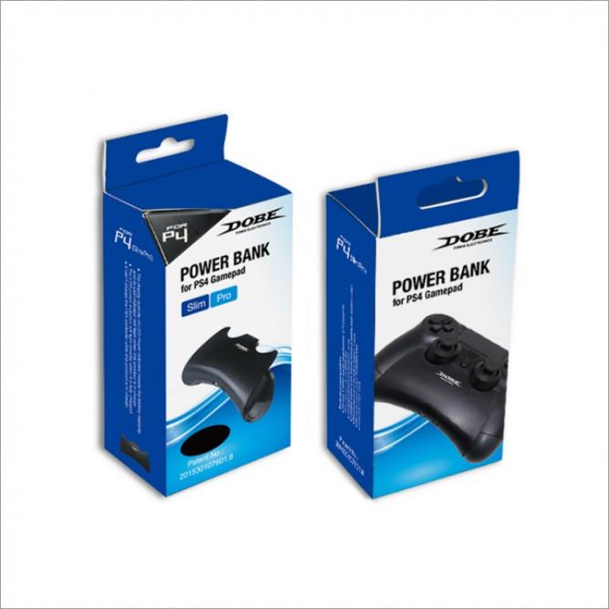 Внешний аккумулятор для геймпада DualShock 4 (Dobe Power Bank 2000 Mah)