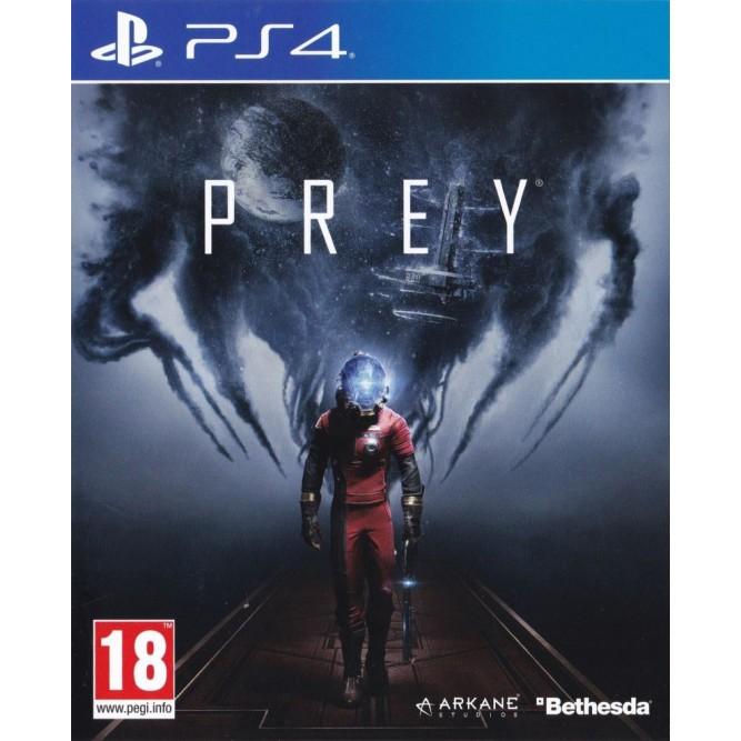 Игра Prey (PS4) (eng)