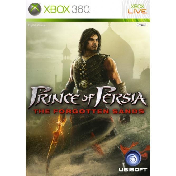 Игра Prince of Persia: Забытые пески (Xbox 360) б/у