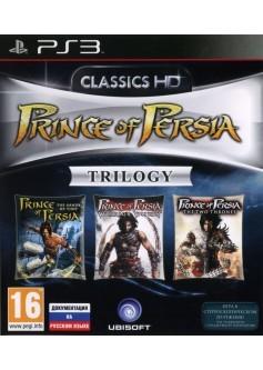 Игра Prince of Persia: Трилогия (PS3) б/у