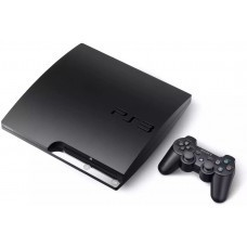 Приставка Sony PlayStation 3 120 gb б/у