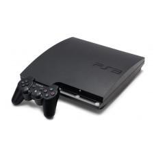 Приставка PS3 Slim 250GB б/у