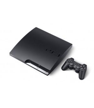 Приставка Sony PlayStation 3 Slim (320 Гб) б/у