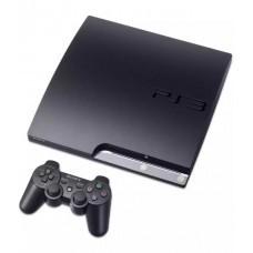 Приставка PS3 Slim (уценка) б/у 320гб