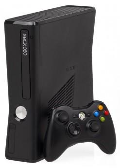 Приставка Xbox 360 Slim лицензия б/у