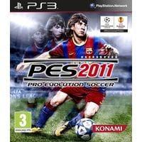 Игра Pro Evolution Soccer 2011 (PES) (PS3) б/у