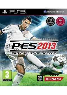 Игра Pro Evolution Soccer 2013 (PES) (PS3) б/у