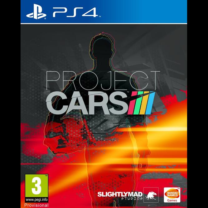 Игра Project Cars (PS4) (rus sub) б/у