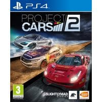 Игра Project Cars 2 (PS4) (rus sub)