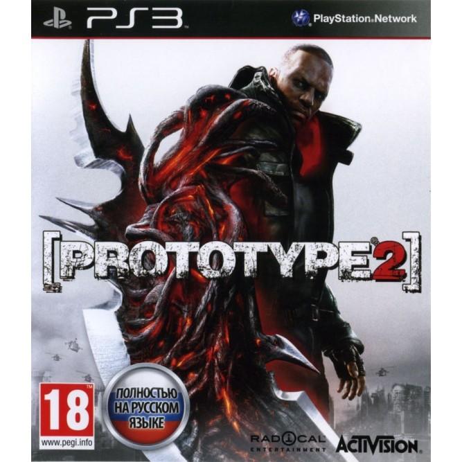 Игра Prototype 2 (PS3) б/у