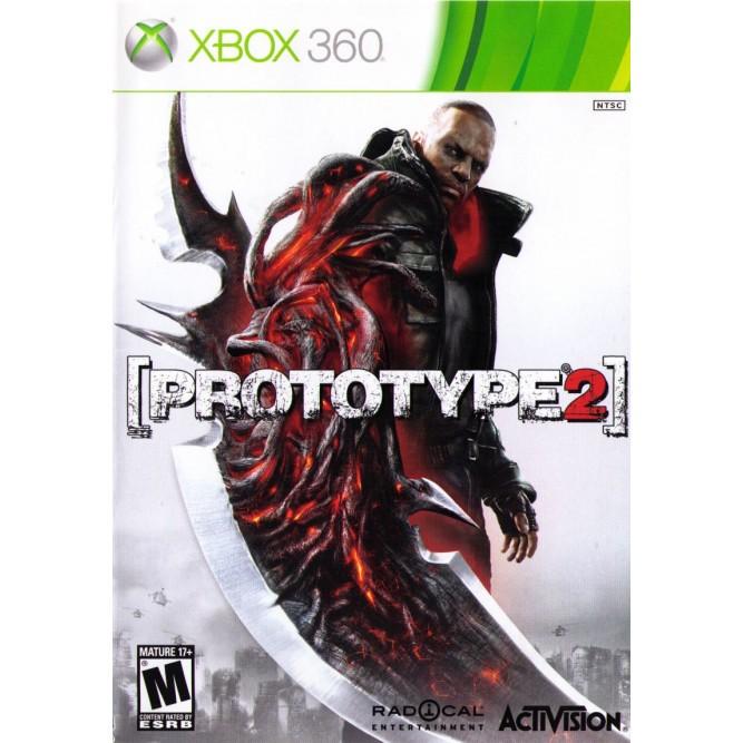 Игра Prototype 2 (Xbox 360) (rus) б/у