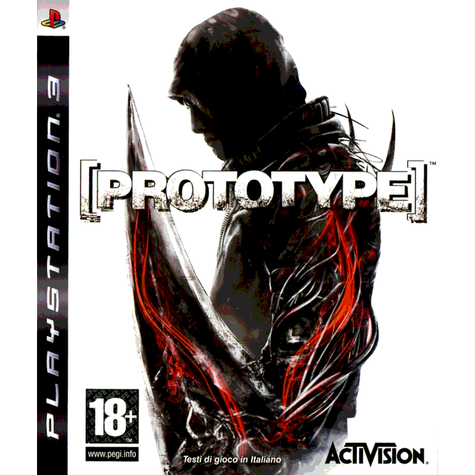 Игра Prototype (PS3) б/у