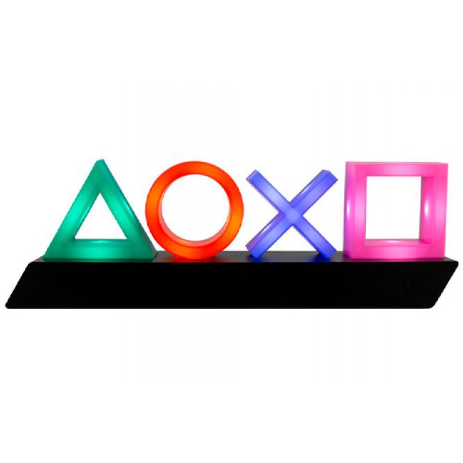 Лампа PlayStation: Icons Light