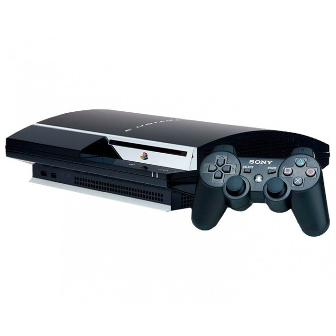 Приставка Sony PlayStation 3 (FAT) (80 Гб) б/у